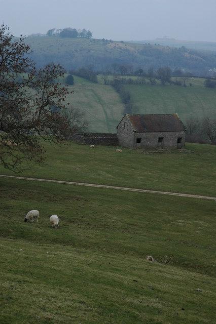 Barn at Tissington