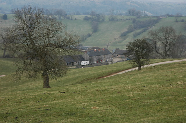 Shaw's Farm, Tissington