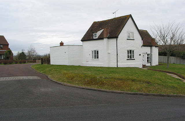 One time farmhouse, Tirley