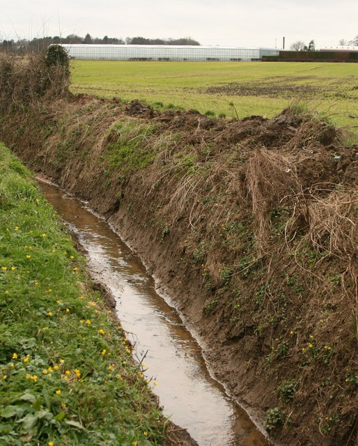 Drainage, Willerby Low Road
