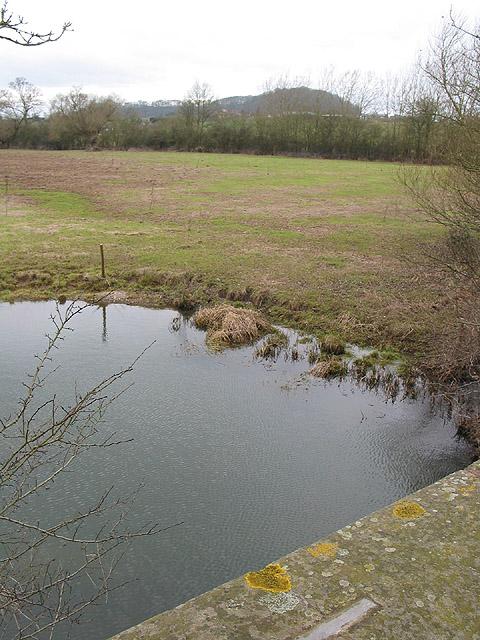 Floods recede