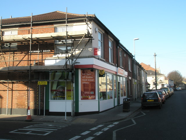 St Mary's Road Spar