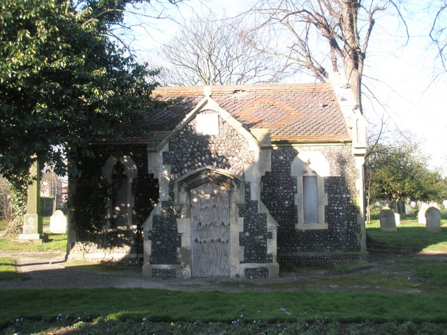Grave watchers Hut