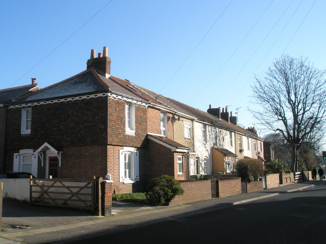 Houses in St Mary's Road