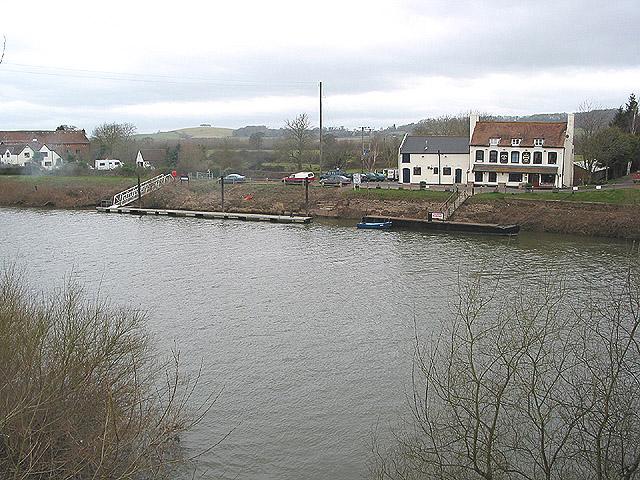 The Haw Bridge Inn