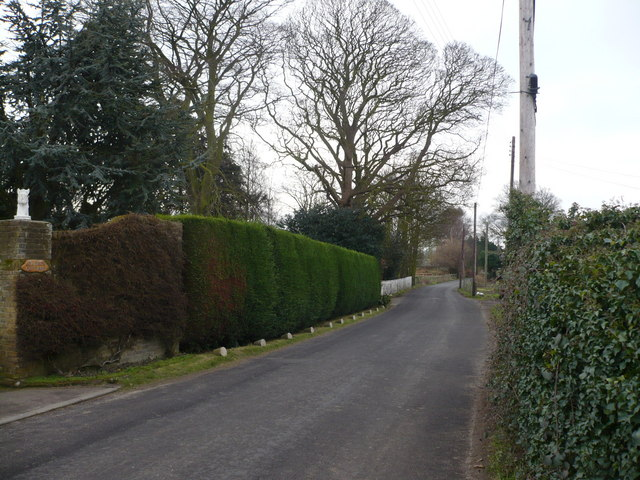 Church Street, Rodmersham