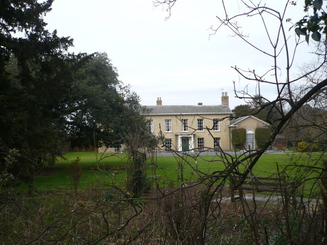 Rodmersham House