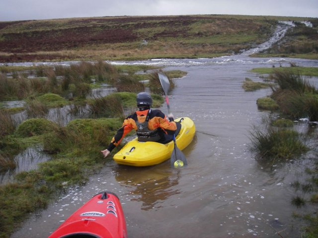 A Flooded High Moor