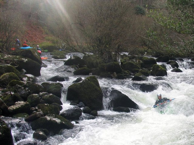 Cannonball Rapid on the Dart