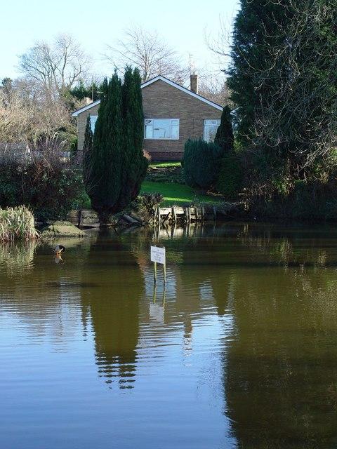 The Village Pond, Cherry Burton