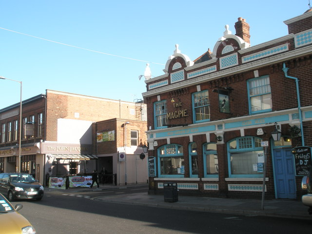 Two pubs for the price of one