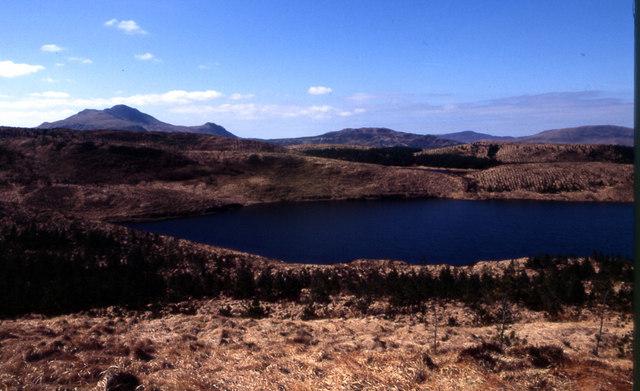 Lochan na Carraige