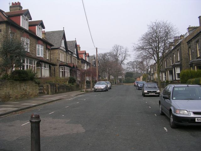 Rhodesia Avenue - Dryclough Lane