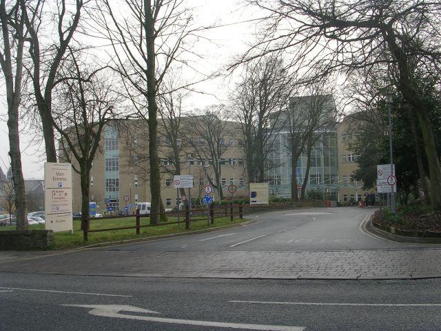Calderdale Royal Hospital - Dryclough Lane