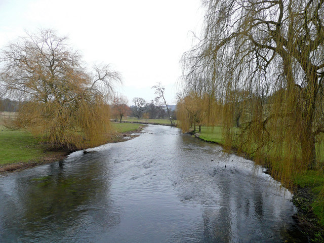 River Great Stour, downstream