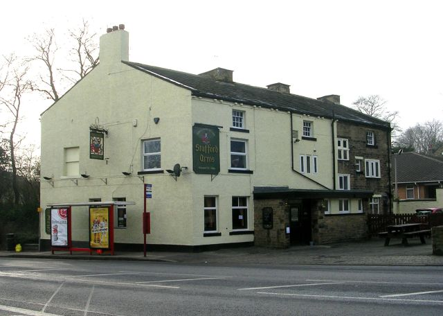 Stafford Arms - Huddersfield Road