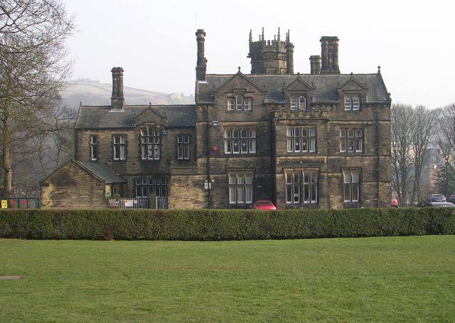 Spring Hall Mansions - off Mansion Lane