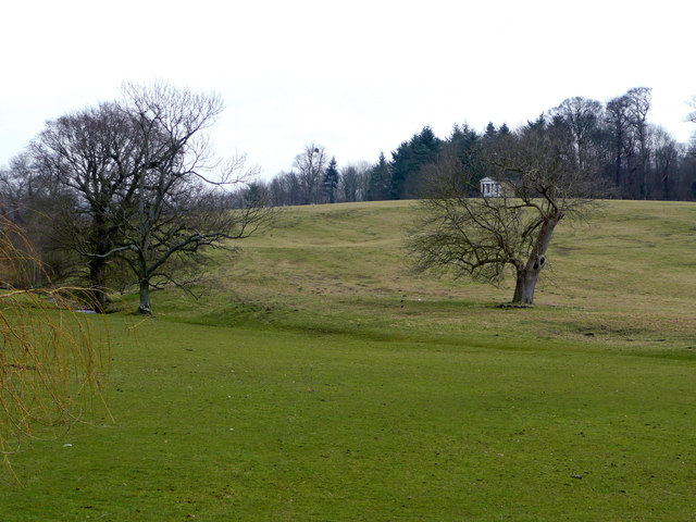 Temple Hill, Godmersham Park