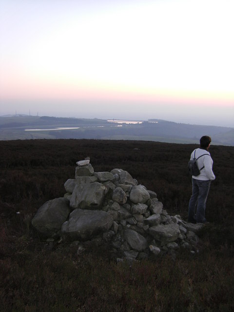 Cairn Harrisend Fell