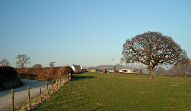 Road To Cefn Isaf