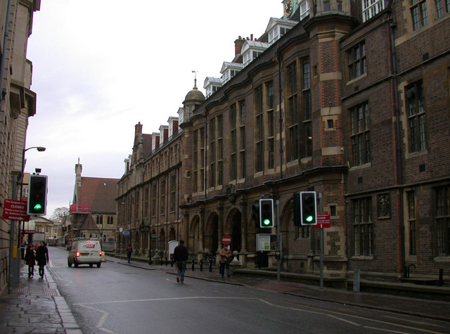 The Sedgwick Museum of Earth Sciences, Downing Street