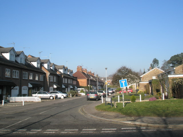 Junction of Madeline Road and Ramshill