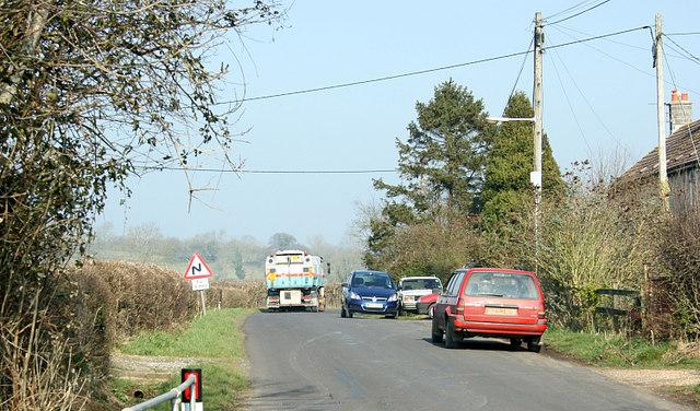 2008 : Rudge Lane, Standerwick