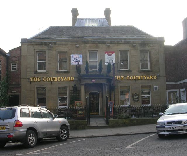 The Courtyard - Wards End