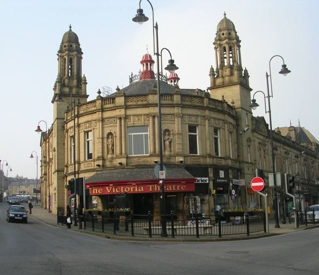 The Victoria Theatre - Commercial Street