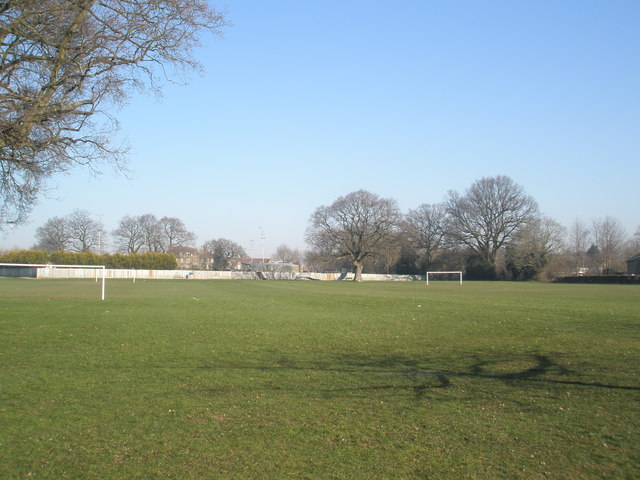 Sports facilities at Love Lane