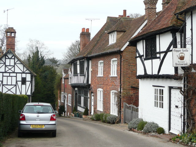 Taylor's Hill, Chilham