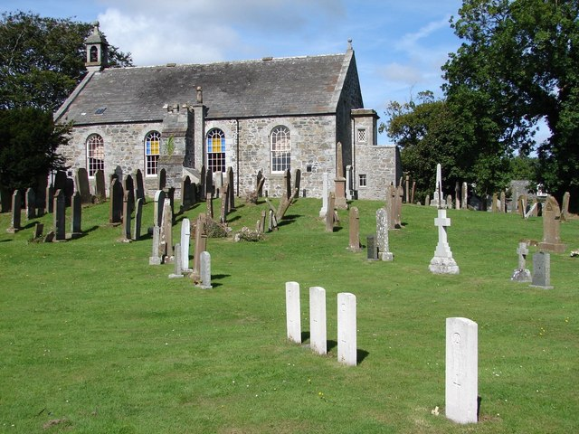 Mochrum Church & Churchyard