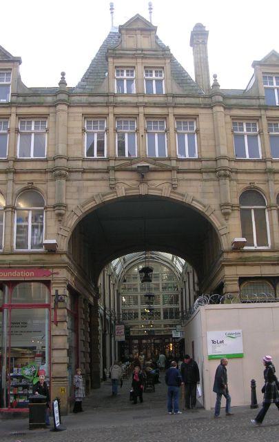 Arcade - George Street