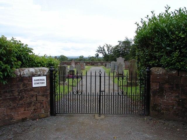 Gamerigg Cemetery