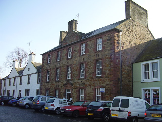 Haddington - 'The New Grammar School'