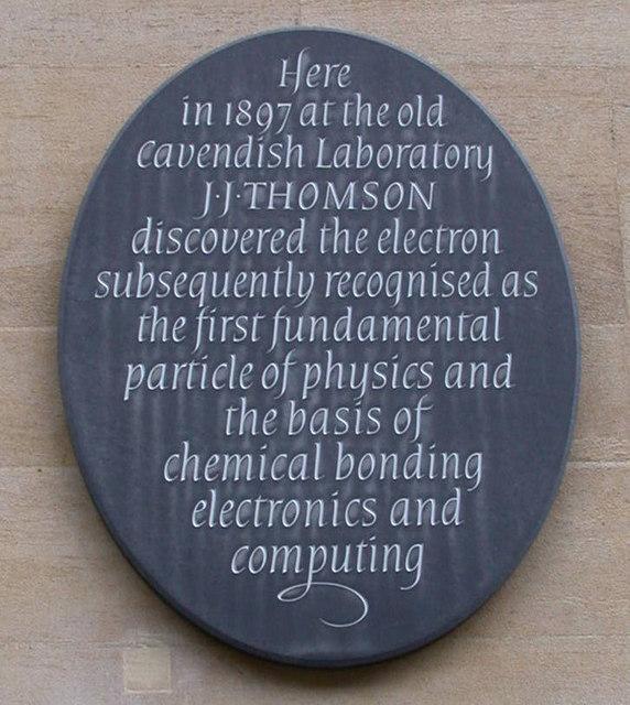 Electron plaque, Free School Lane