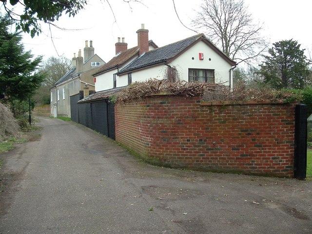 Cooper Lane, Old Lakenham