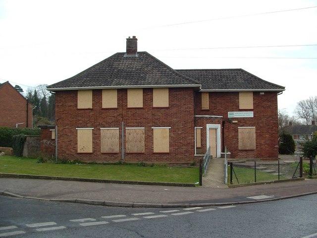 Former children's home, Sandy Lane