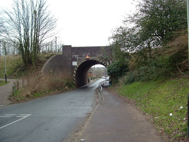 Sandy Lane Railway Bridge