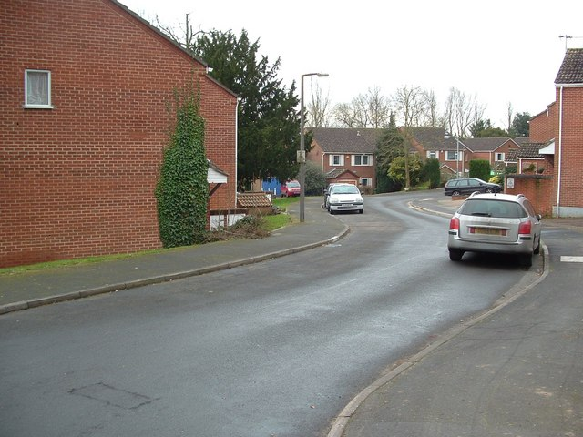 Old Lakenham Hall Drive
