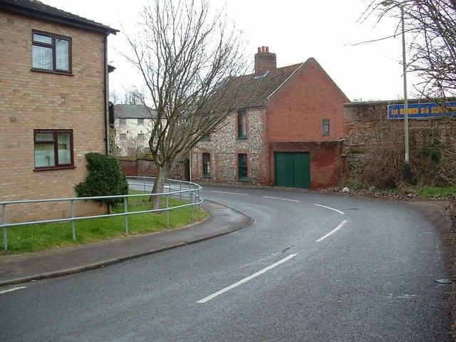 Mill House, Old Lakenham