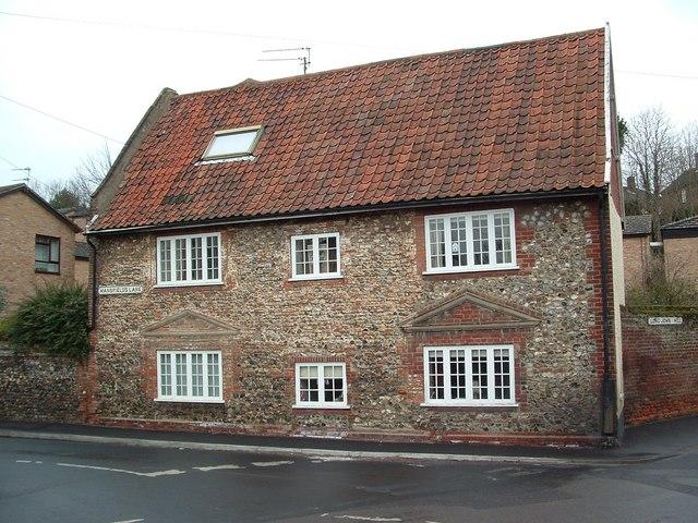 The 'Old Post Office' Mansfield Lane Old Lakenham