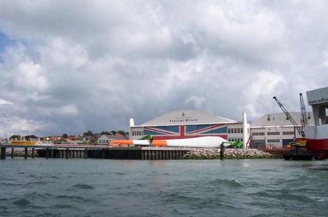 Venture Quay -East Cowes