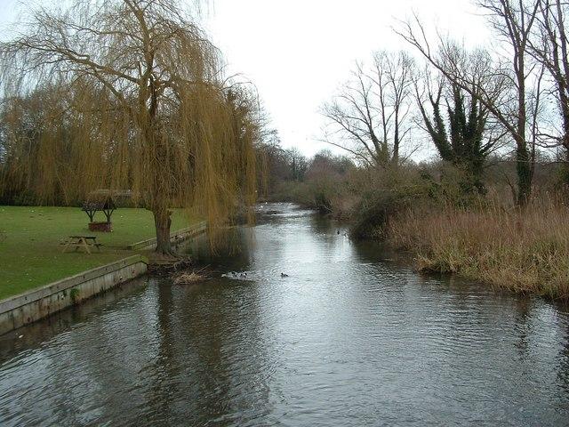 River Yare, Old Lakenham