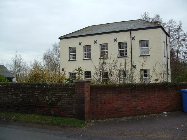 Converted Mill Building, Old Lakenham