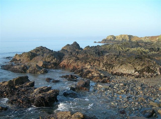 The Rocks At Blackrock Shore
