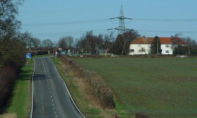 Coppleflat Lane, Walkington