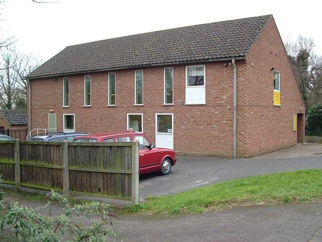 Old Lakenham Community Centre, Harwood Road