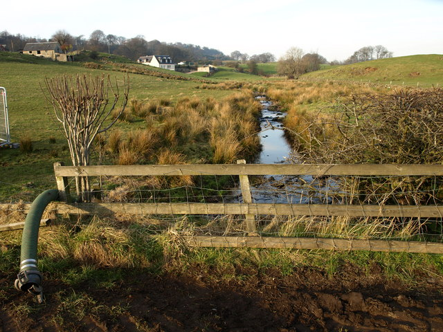 Coldstream Mill and burn