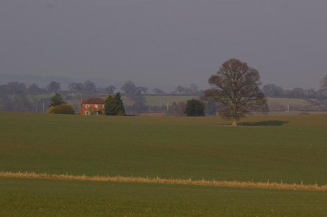 Cottage near Cookeridge Farm